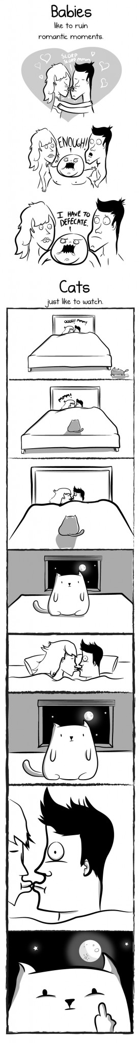 funny-cartoon-baby-vs-cat-hilarious-comics