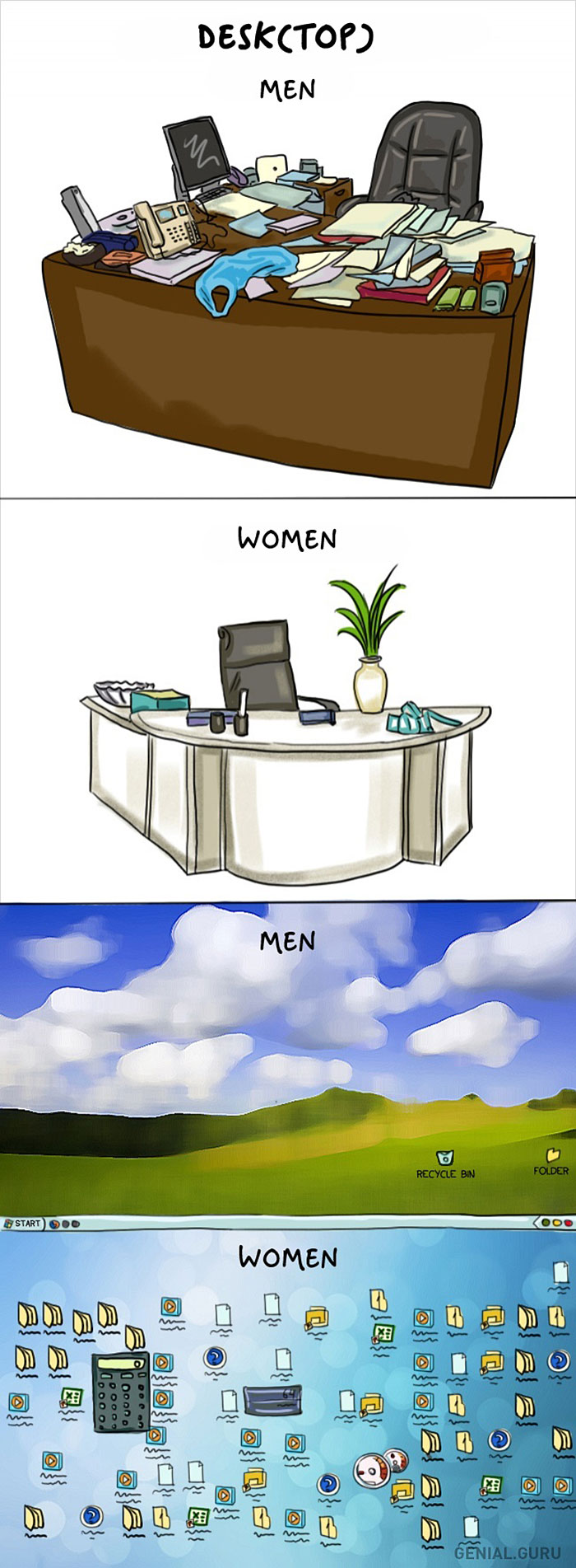 funny-illustrations-men-vs-women-differences-web-comic (13)