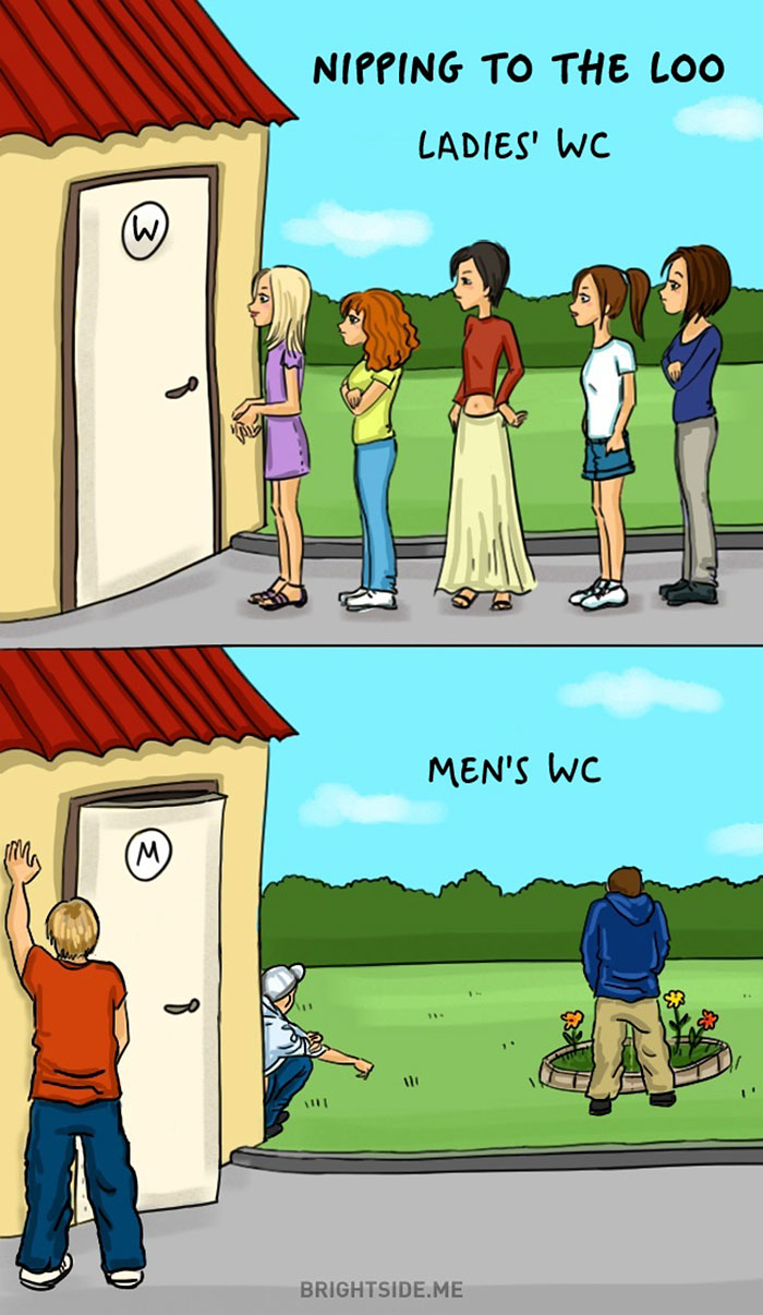 funny-illustrations-men-vs-women-differences-web-comic (14)