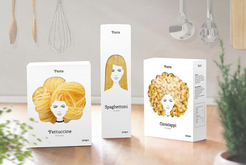 innovative-playful-pasta-package-design-hairstyles (2)