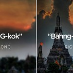 Visual guide to mispronunciations of famous places around the world
