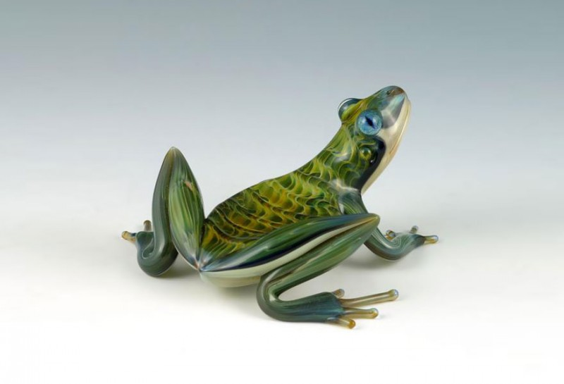 stunning-beautiful-colorful-handblown-glass-creatures-sculptures (1)