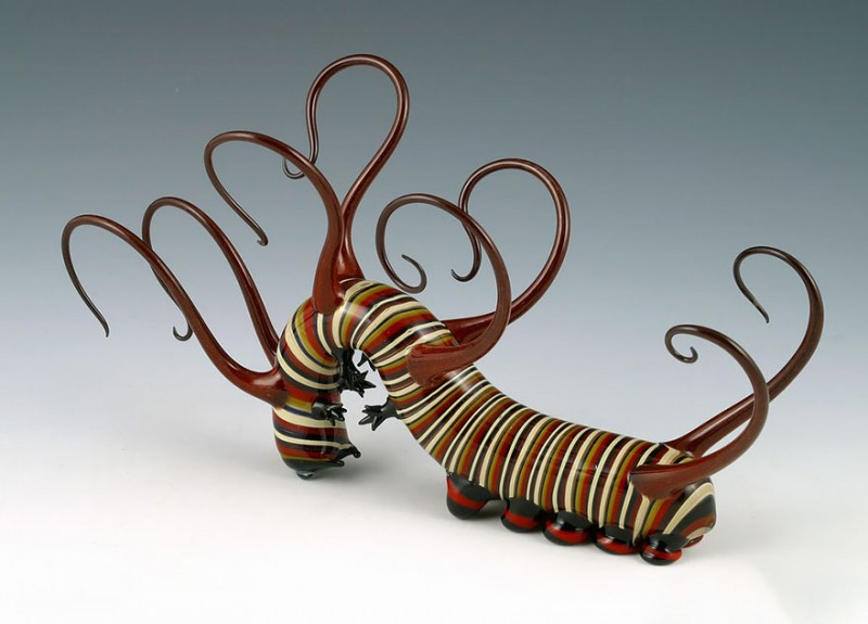 stunning-beautiful-colorful-handblown-glass-creatures-sculptures (3)