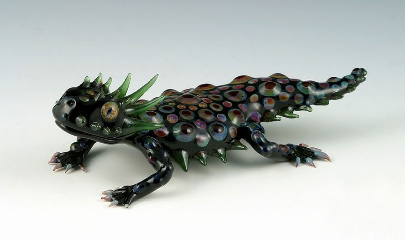 stunning-beautiful-colorful-handblown-glass-creatures-sculptures (5)
