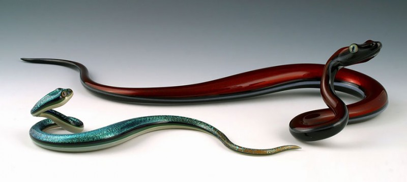stunning-beautiful-colorful-handblown-glass-creatures-sculptures (6)