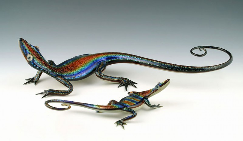 stunning-beautiful-colorful-handblown-glass-creatures-sculptures (7)