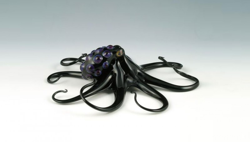 stunning-beautiful-colorful-handblown-glass-creatures-sculptures (9)