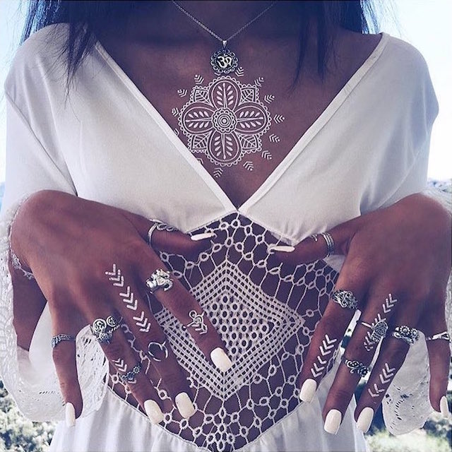 stunning-beautiful-elegant-mandalas-white-tattoos-design-like-lace (11)