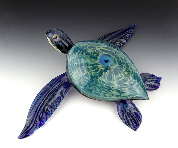 turtle-glass-sculptures-work-of-art