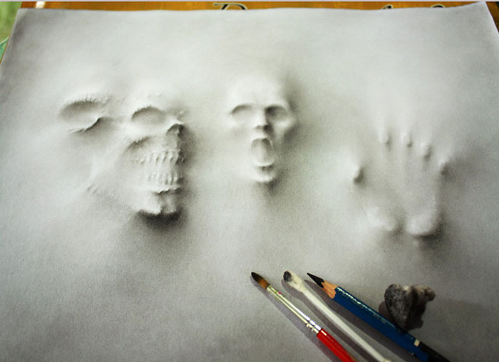 3d-pencil-drawings-skull-illustrations-art (1)