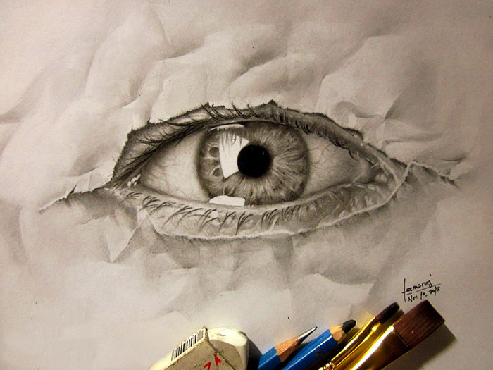 3d-pencil-drawings-skull-illustrations-art (4)