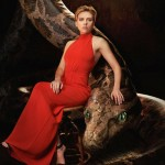 Eye-catching photo series of Disney's The Jungle Book actors and their animal characters