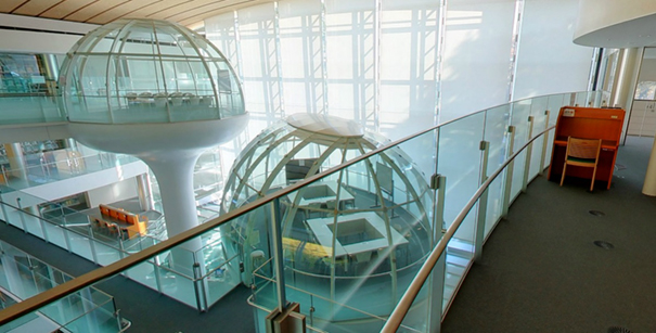 amazing-architecture-design-glass-dome-class-library-seikei-university-tokyo (2)