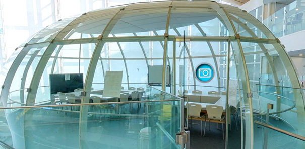amazing-architecture-design-glass-dome-class-library-seikei-university-tokyo (4)