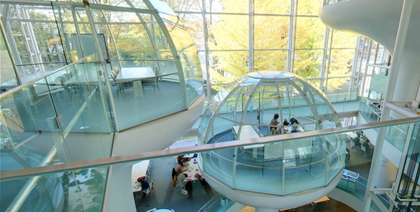 amazing-architecture-design-glass-dome-class-library-seikei-university-tokyo (6)