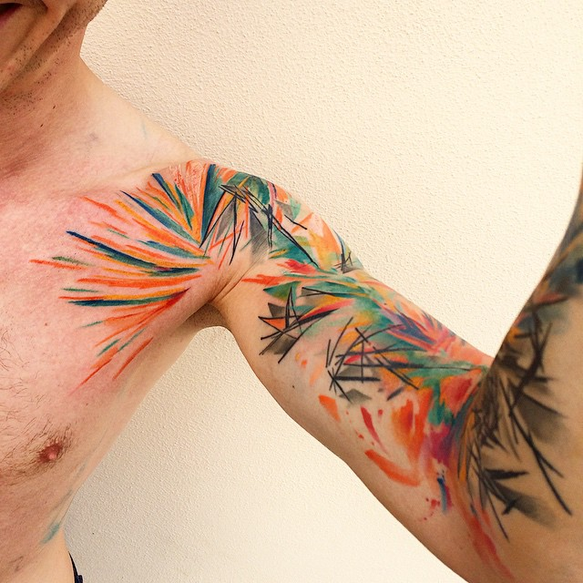 beautiful-body-art-unique-watercolor-tattoo-designs (4)