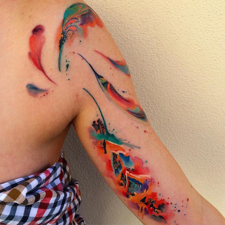 beautiful-body-art-unique-watercolor-tattoo-designs (8)