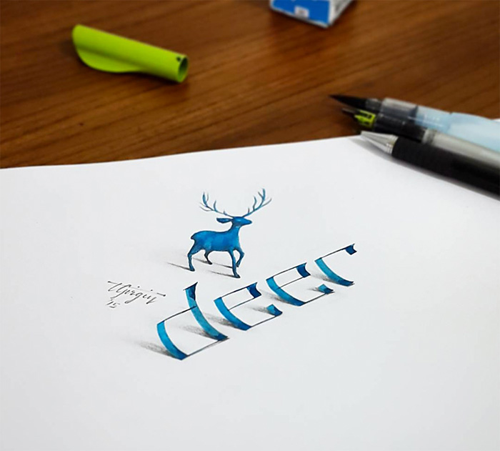 cool-text-3d-calligraphy-art (1)