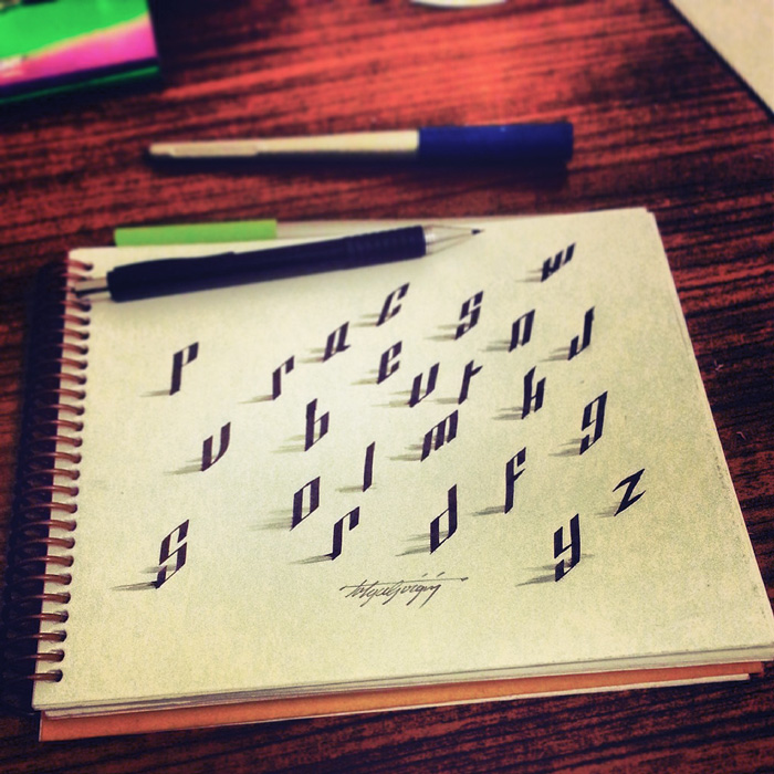 cool-text-3d-calligraphy-art (9)