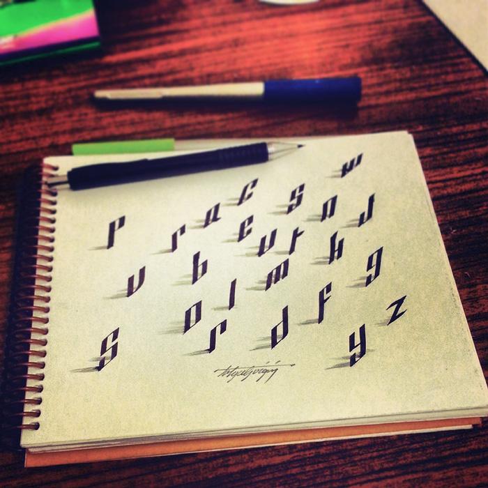cool-text-3d-calligraphy-art (9)