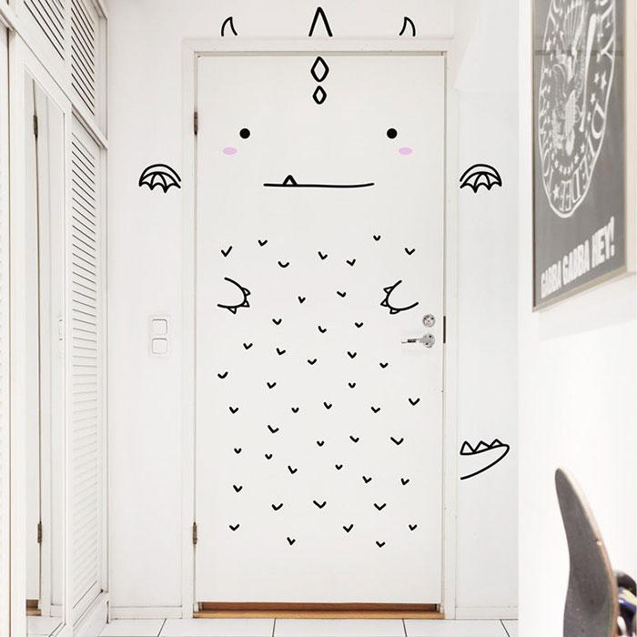 cute-door-stickers-cartoon-animals-decals (6)