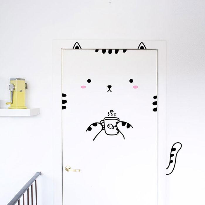 cute-door-stickers-cartoon-animals-decals (8)