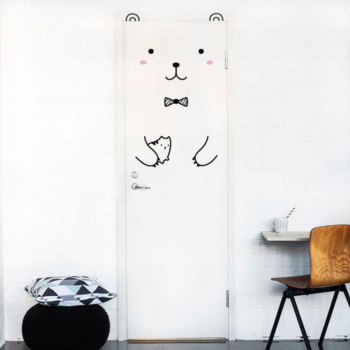 cute-door-stickers-cartoon-animals-decals (9)