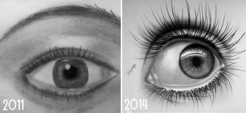 drawing-art-skills-progress-practice-makes-perfect (12)