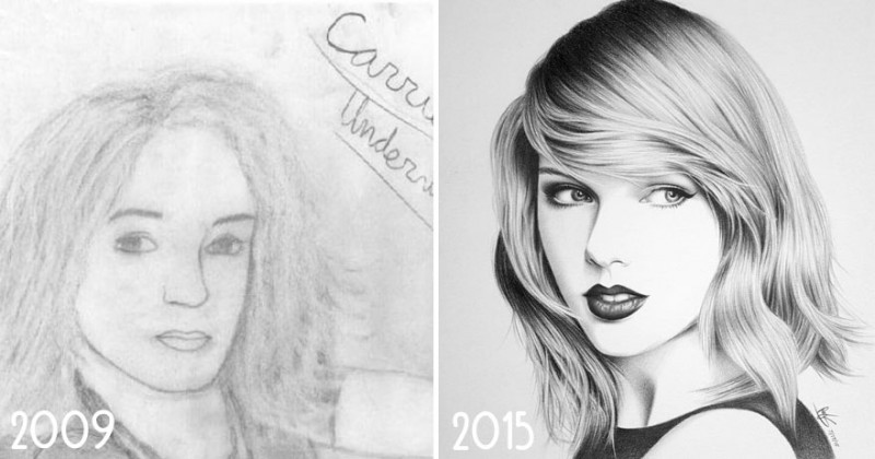 drawing-art-skills-progress-practice-makes-perfect (9)
