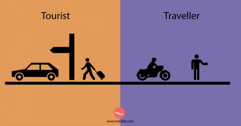 funny-illustration-differences-between-traveler-tourist (10)