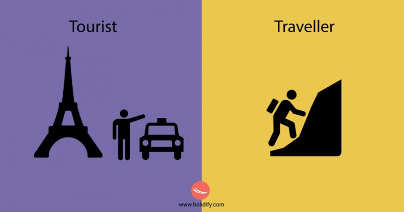 funny-illustration-differences-between-traveler-tourist (3)