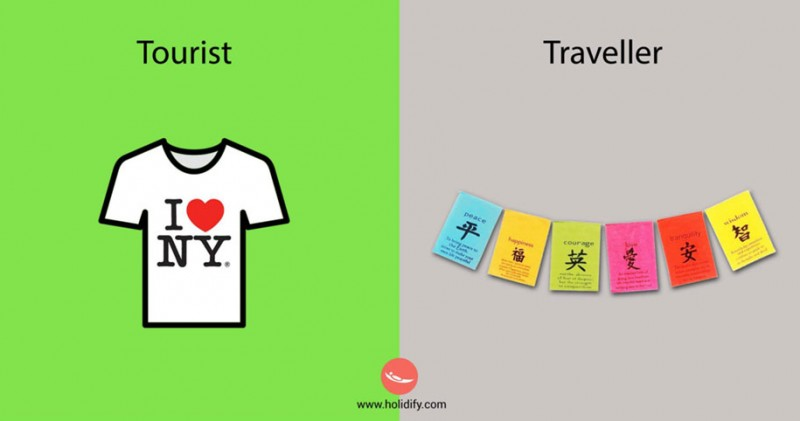 funny-illustration-differences-between-traveler-tourist (4)