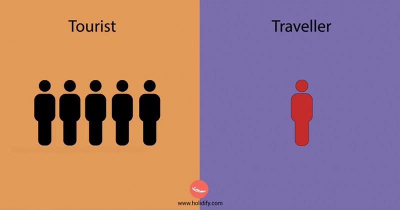 funny-illustration-differences-between-traveler-tourist (7)