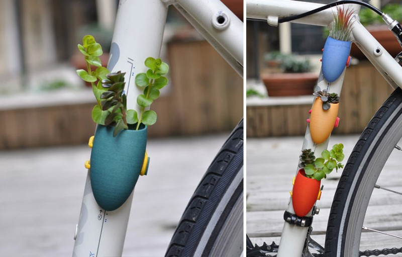 green-design-3D-printed-Bike-Accessory-Flower-Vases (5)