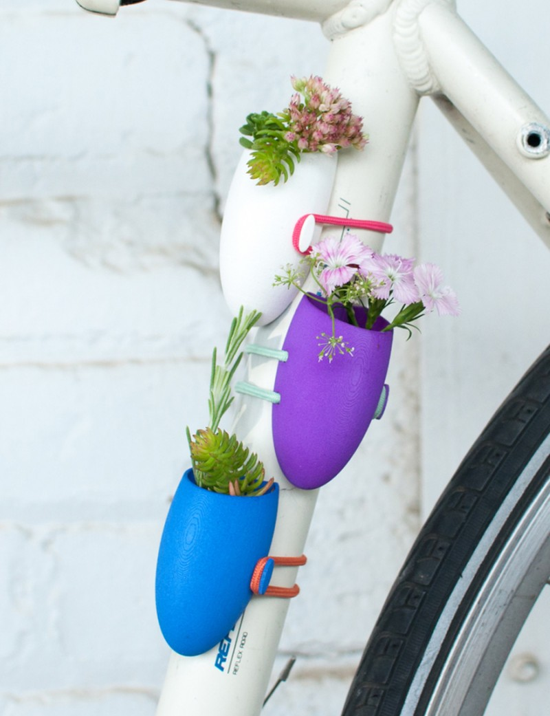 green-design-3D-printed-Bike-Accessory-Flower-Vases (6)
