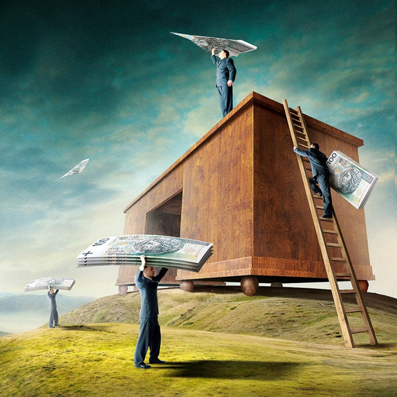 thinking-critical-surreal-illustrations-show-drak-side-society (29)