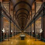 300-year-old library in Dublin collects over 200,000 books
