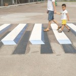 India wants to use 3D optical illusions as speed breakers