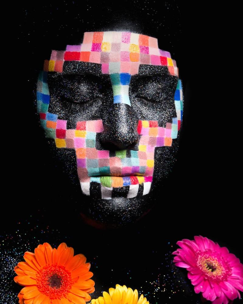 Magali-Guitter-face-painting-body-art
