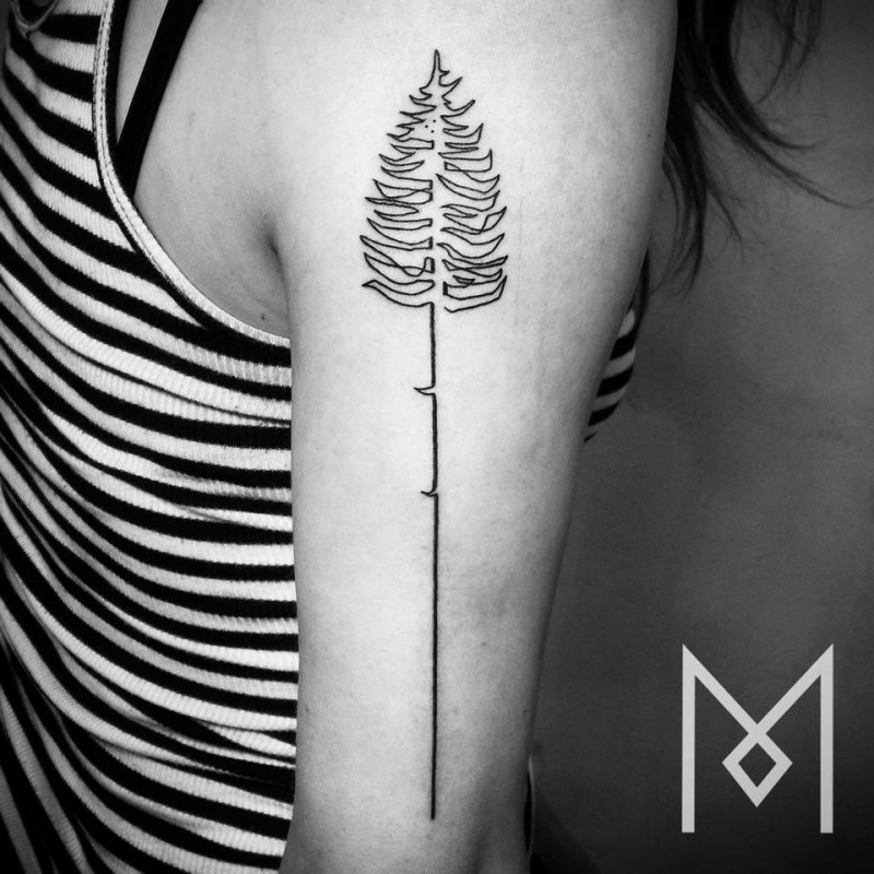 Minimalist-one-line-simple-tattoo-patterns-body-art (12)