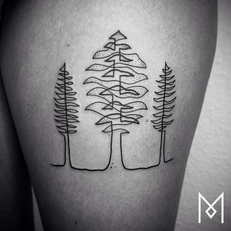 Minimalist-one-line-simple-tattoo-patterns-body-art (15)
