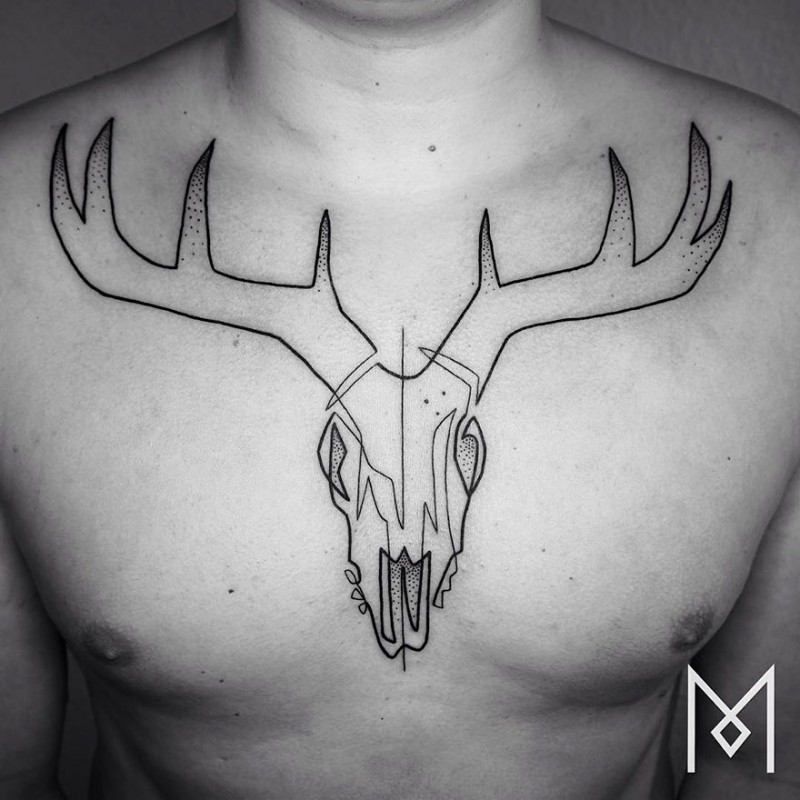Minimalist-one-line-simple-tattoo-patterns-body-art (17)