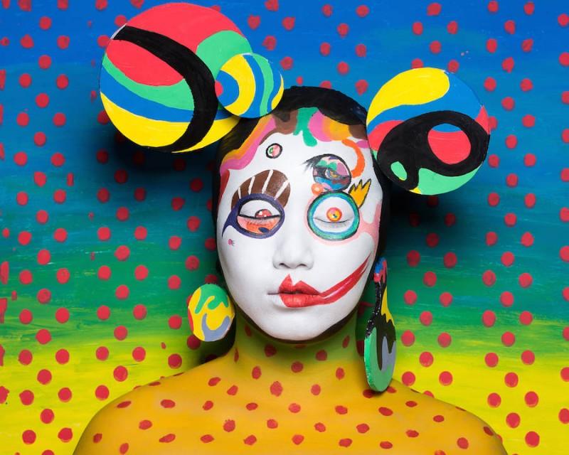 Siyu-Wu-face-painting-body-art
