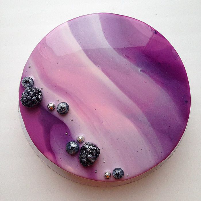 amazing-beautiful-mirror-glazed-marble-cake-sweets (11)