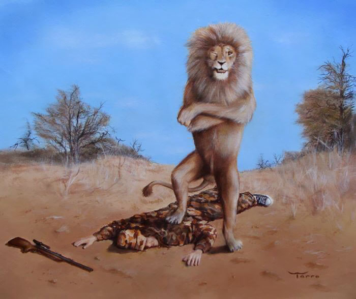 animal-rights-human-roles-switch-shocking-illustrations (13)