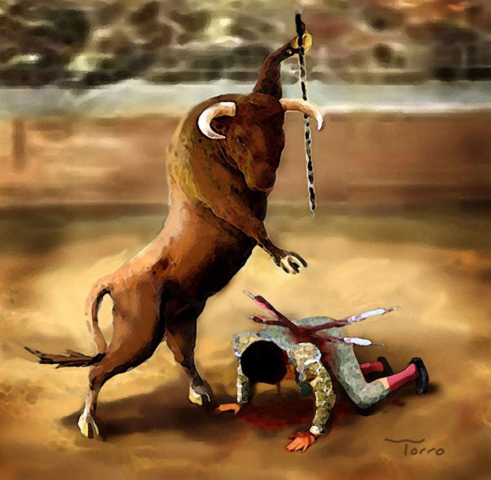 animal-rights-human-roles-switch-shocking-illustrations (19)