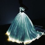 Glowing Gown Designed By Zac Posen At The Met Gala 2016
