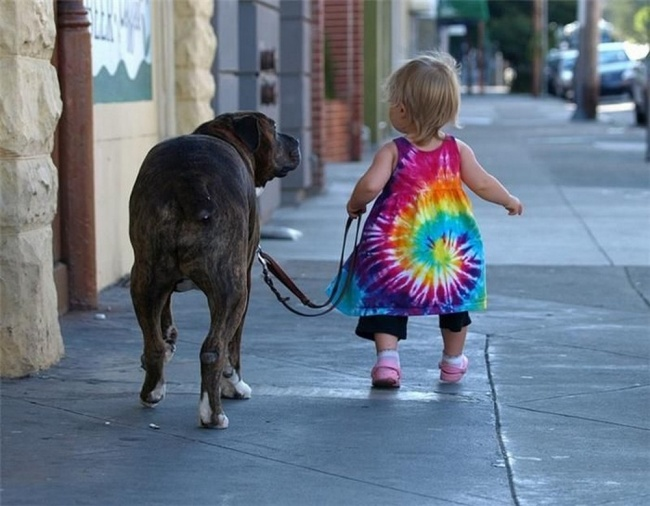 cute-adorable-photos-kids-animals-pets (21)
