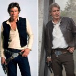 Actors In Star Wars Then And Now