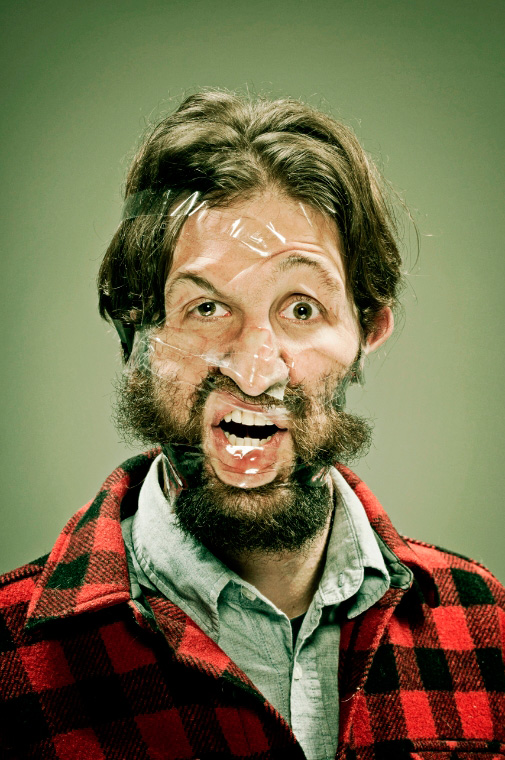 weird-bizarre-tape-portraits-photographs (10)